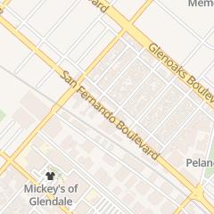 Directions for All Star Barber Shop in Glendale, CA 6308 San Fernando Rd