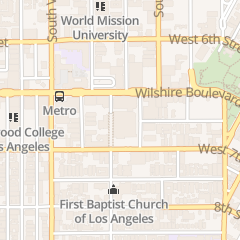 Directions for Southwestern Law School Cafe in Los Angeles, CA 3050 Wilshire Blvd
