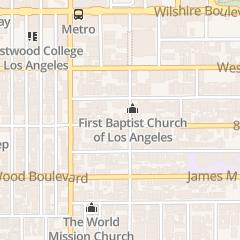 Directions for II Kwan DO Yoon Gook Bub Dan USA Inc in Los Angeles, CA 2911 W 8Th St
