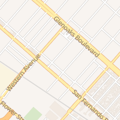 Directions for Baptist Church in Glendale, CA