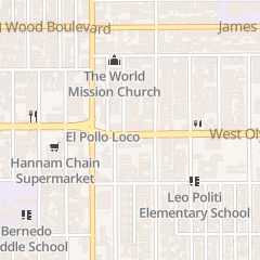 Directions for Jk Chiropractic Clinic in Los Angeles, CA 2655 W Olympic Blvd