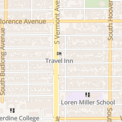 Directions for First Community Baptist Church in Los Angeles, CA 7430 S Vermont Ave