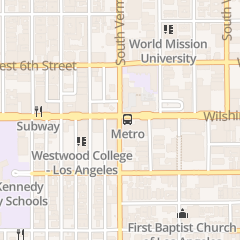 Directions for California Calvary Church in Los Angeles, CA 3200 Wilshire Blvd Ste 1303
