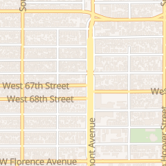 Directions for The Gospel Faith Mission International in Los Angeles, CA 6617 S Vermont Ave