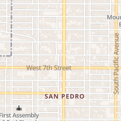 Directions for Motion Beauty Supply in San Pedro, CA 615 S Gaffey St