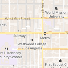 Directions for California Bank & Trust - Branch Offices in Los Angeles, CA 3250 Wilshire Blvd Ste 101-B