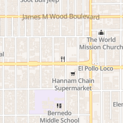Directions for Opes Inc in Los Angeles, CA 2777 W Olympic Blvd
