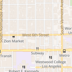 Directions for Wellness Chiropractic Group Inc in Los Angeles, CA 3400 W 6th St Ste 312