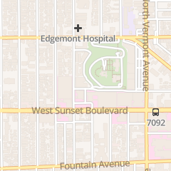 Directions for Kaiser Permanente in Los Angeles, CA 1526 N Edgemont St