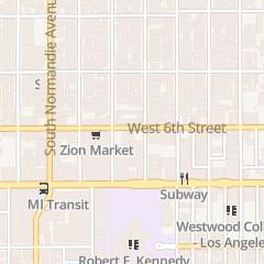 Directions for Pho Hanoi in Los Angeles, CA 3470 W 6th St