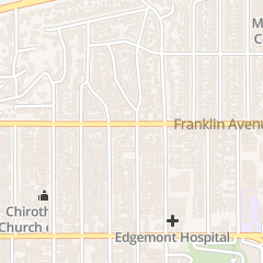 Directions for Armeninian Evangelical Church of Hollywood in Los Angeles, CA 4950 Franklin Ave