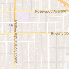 Directions for Saint-Kevin Church in Los Angeles, CA 4072 Beverly Blvd