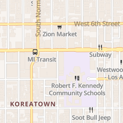 Directions for Archdiocese of Los Angeles in Los Angeles, CA 3424 Wilshire Blvd