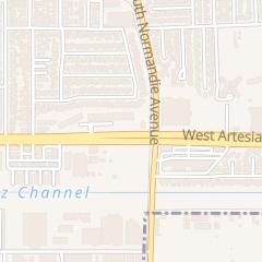 Directions for Natoche Beauty Center in Gardena, CA 1425 W Artesia Blvd