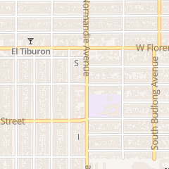 Directions for Bethlehem Baptist Church in Los Angeles, CA 7403 S Normandie Ave