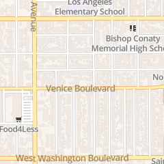 Directions for Best Lock & Safe Service in Los Angeles, CA 2203 Venice Blvd