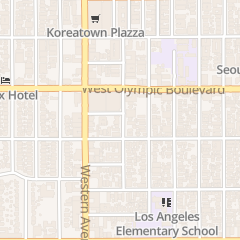 Directions for Central Korean Evangelical Church in Los Angeles, CA 1041 S Oxford Ave