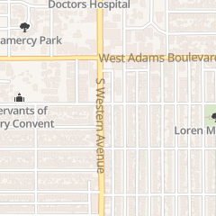 Directions for Iglesia Siervos DE Dios in Los Angeles, CA 2700 S Western Ave