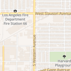 Directions for Iglesia Evangelica Apostoles Y Profetas in Los Angeles, CA 5950 S Western Ave