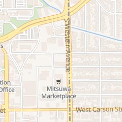 Directions for Spa Relaken in Torrance, CA 21381 S Western Ave