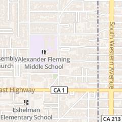 Directions for Terminix in Lomita, CA 25600 Walnut St
