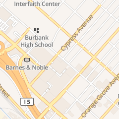 Directions for The Colony Theatre CO in Burbank, CA 555 N 3rd St