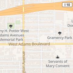 Directions for Rinzai Ji Zen Center in Los Angeles, CA 2505 Cimarron St
