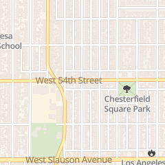 Directions for Free Methodist Church L A 2nd in Los Angeles, CA 2100 W 54Th St