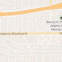 Directions for Iglesia Guerreros DE Cristo in Los Angeles, CA 3625 W Adams Blvd