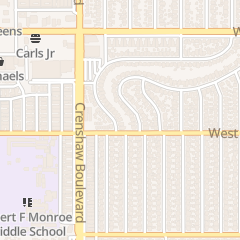 Directions for GMC Pest Control in Inglewood, ca 10244 1/2 S 8Th Ave
