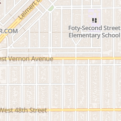 Directions for Everlasting Covenant Church in Los Angeles, CA 2922 W Vernon Ave