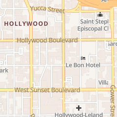 Directions for Ricardo Montalban Foundation in Los Angeles, CA 1615 Vine St