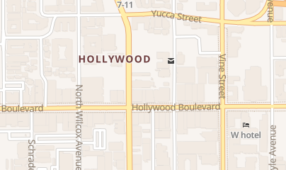 Directions for Empire Night Club in Los Angeles, CA 1716 N Cahuenga Blvd