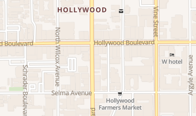 Directions for Couchure in Los Angeles, CA 1640 N Cahuenga Blvd