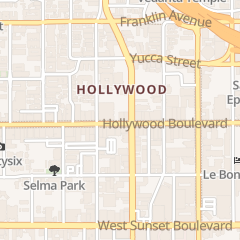 Directions for Ecclesia Hollywood in Los Angeles, CA 6433 Hollywood Blvd