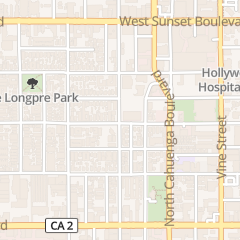 Directions for Hollywood United Neighborhood Council in Los Angeles, CA 6501 Fountain Ave