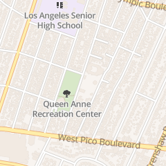 Directions for Queen Anne Place Children's Center in Los Angeles, CA 1212 Queen Anne Pl