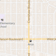 Directions for West Angeles Church of God in Christ in Los Angeles, CA 3021 Crenshaw Blvd