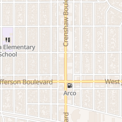 Directions for West Angeles Counseling Center in Los Angeles, CA 3017 Crenshaw Blvd