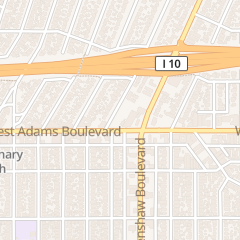 Directions for Iglesias DE Restauracion Inc. in Los Angeles, CA 4409 W Adams Blvd