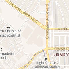 Directions for Surf City Squeeze in Los Angeles, CA 3650 W Martin Luther King Jr Blvd # 145