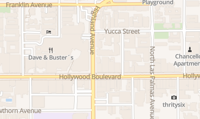 Directions for Power House in Los Angeles, CA 1714 N Highland Ave