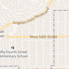 Directions for Inner City Church in Los Angeles, CA 3751 W 54th St