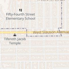 Directions for 9th Episcopal Dist Christian in Los Angeles, CA 3844 W Slauson Ave