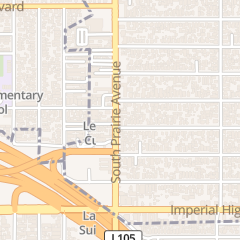 Directions for Bionicos Jalisco in Inglewood, CA 11122 S Prairie Ave