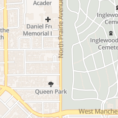 Directions for Comprehensive Dental Care in Inglewood, CA 141 N Prairie Ave