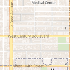 Directions for Warriors Martial Arts School in Inglewood, CA 4233 W Century Blvd Ste 16