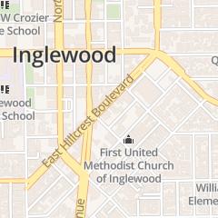 Directions for Inglewood Dental in Inglewood, CA 334 E Hillcrest Blvd