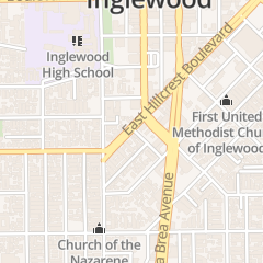 Directions for United States Government in Inglewood, ca