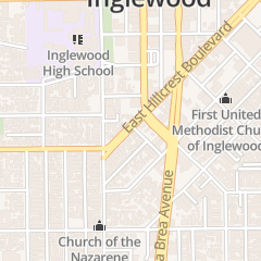 Directions for WESTERN EXTERMINATOR in INGLEWOOD, CA